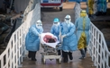 Russia's Coronavirus New Cases Reach Record High