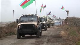 Aghdam District Completely Returns To Azerbaijan's Control After Withdrawal of Armenia's Forces
