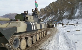 Azerbaijan Regains Control Over Kalbajar District Following Withdrawal Of Armenia's Troops