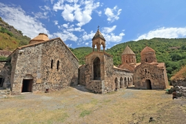 Albanian-Udi Preacher Appointed to Newly Liberated Monastery in Azerbaijan's Karabakh Region