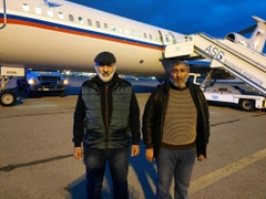 Two Azerbaijani Detainees Released By Armenia After Six Years