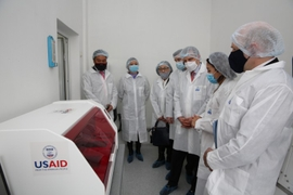 US Coronavirus Aid to Kazakhstan Exceeds $6 Million