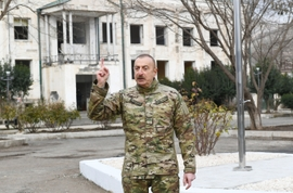 President Aliyev Warns of 'Bitter End' to Any Future Military Action By Armenia