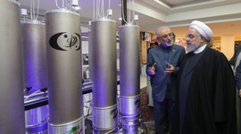 Iranian Nuclear Official Says Country Can Enrich Uranium Up To 90%
