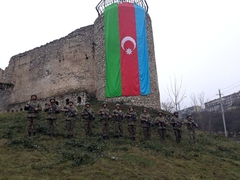 Azerbaijan Denies Armenia's Accusations of Ceasefire Breach in Karabakh Region