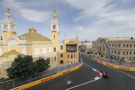 Azerbaijan Grand Prix Braces For Return After Last Year's Postponement