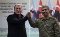 Azerbaijani, Turkish Troops Team Up For Winter Military Drills