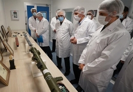 Iran Launches Production Line of Shoulder-Fired Missiles