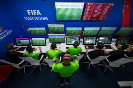 Azerbaijan Sets to Deploy VAR Technology in Football Pitches