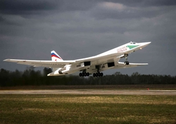 Russia, UAE to Develop Supersonic Passenger Jet
