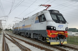 Azerbaijan Modernizes Its Railway Fleet Thanks To Alstom's Locomotives