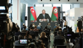 President Aliyev Says Armed Armenian Subversion Group Captured in Post-War Karabakh Region Are Terrorists