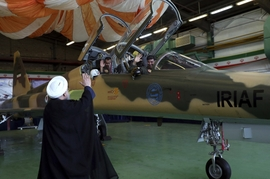 Iran Defense Ministry Plans To Produce Civil Aircraft