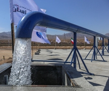 Iran Launches Second Phase of Water Transfer Project