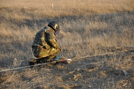 Armenia's Refusal to Share Landmines Maps Hampers Demining of Azerbaijan's Karabakh Region