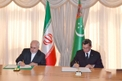 Turkmen, Iranian Foreign Ministers Call To Boost Transit Capabilities