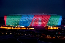 Fans Will Be Allowed Back in Stadium for Euro-2020 Games in Baku