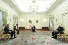 President Rouhani Says Security is Common Concern of Iran and Pakistan