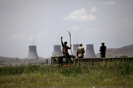 Armenia's Metsamor Nuclear Power Plant: Threat of New Chernobyl Disaster to Region