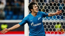 Russia's Zenit FC Secures Place in UEFA Champions League After Beating Lokomotiv Moscow