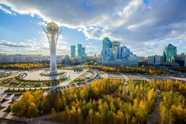 Kazakhstan Extends Suspension of Visa-Free Travel over Coronavirus Concerns