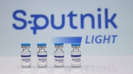 Russia Authorizes Single-dose Sputnik Light Vaccine Against Covid-19