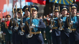 Russia's Military Power on Display at Victory Day Parade