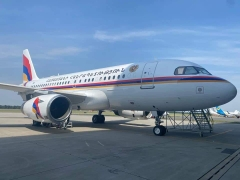 Armenian Prime Minister's Aircraft Illegally Transports Military Gear from Russia to Armenia