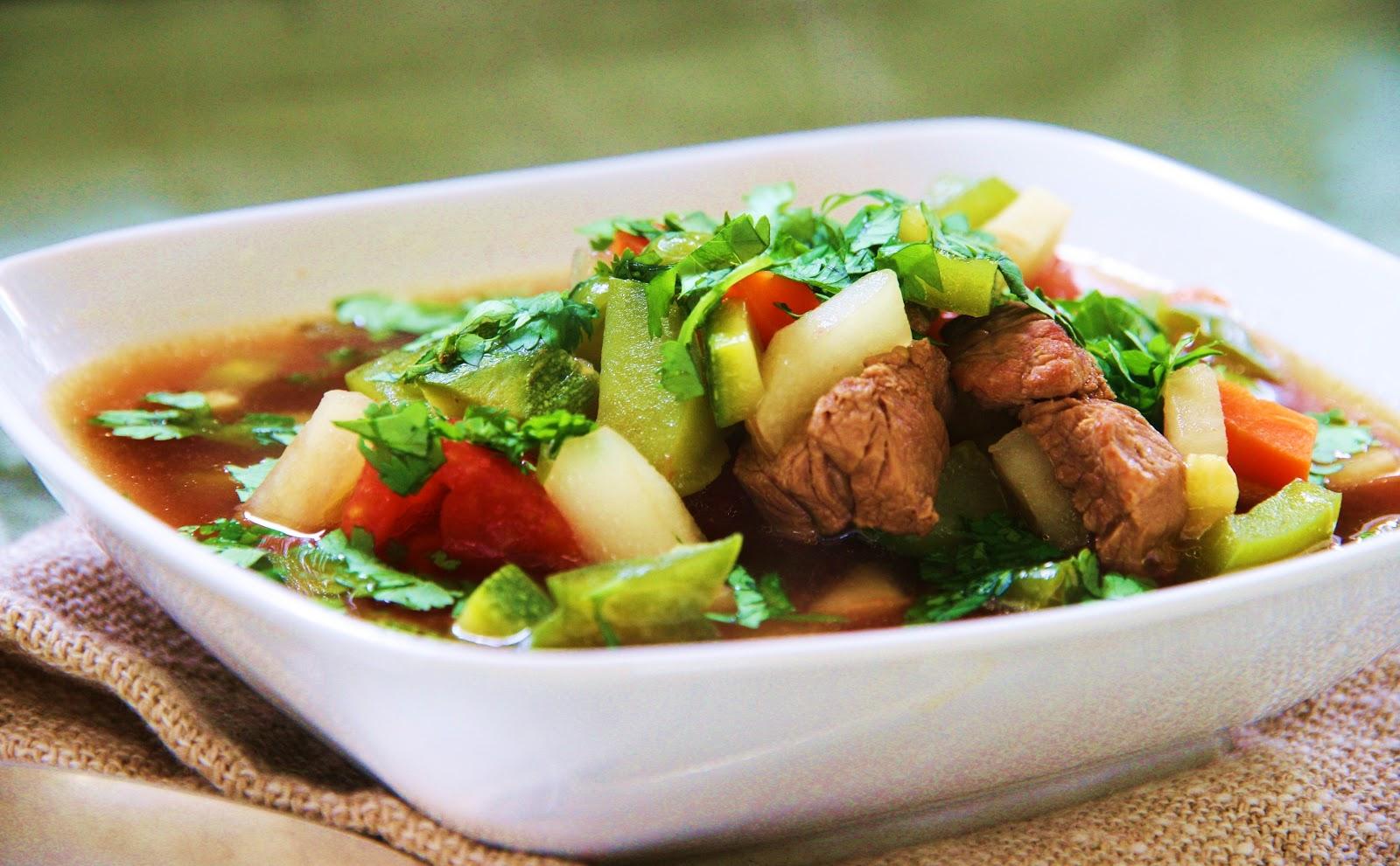 Mutton shurpa - prepare a masterpiece of oriental cuisine 53
