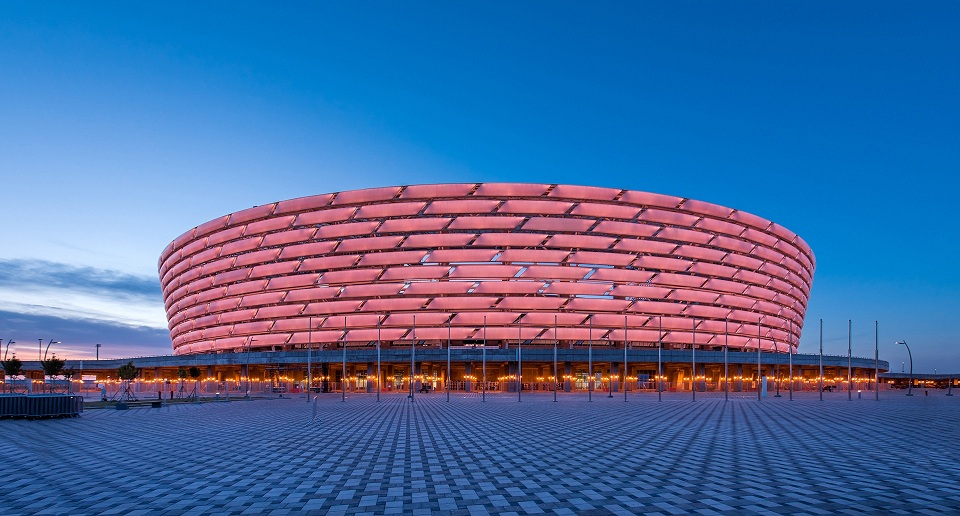 UEFA Picks Baku To Host 2019 Europa League Games Final ...