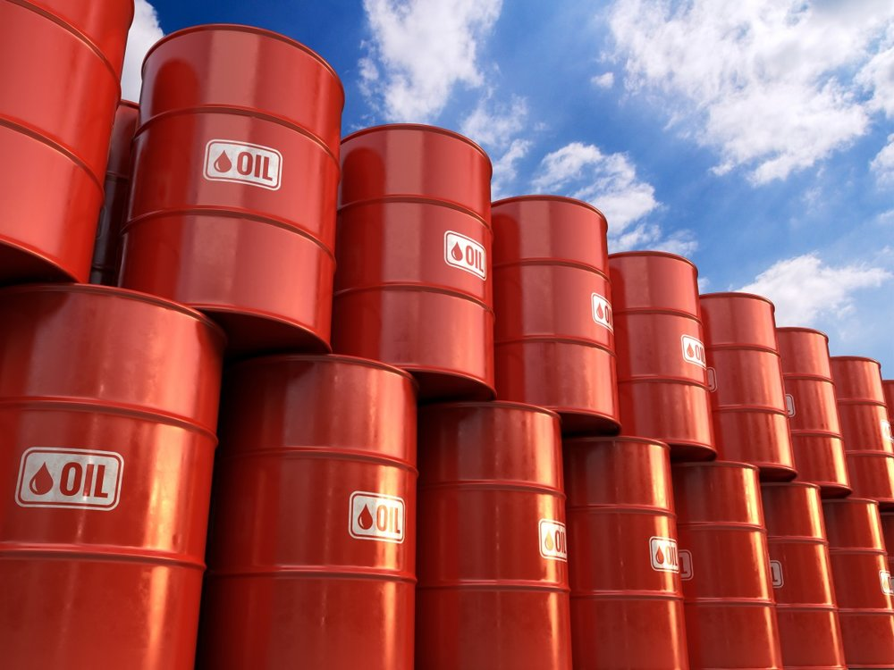 Crude oil futures up Rs 31 on positive Asian cues