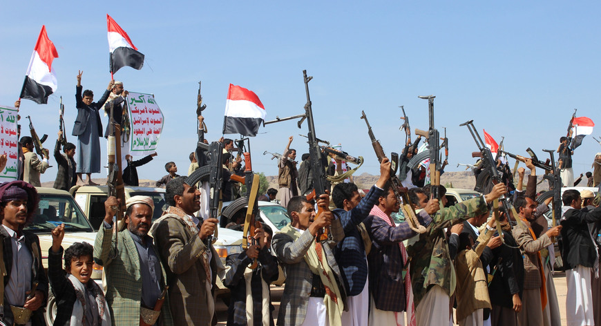 US says missile parts prove Iran is illicitly arming Houthis