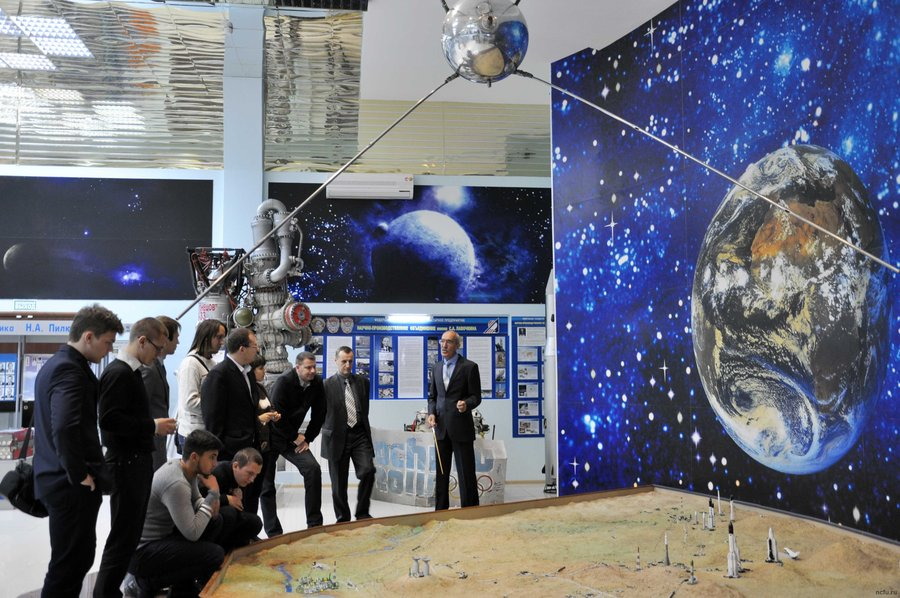 Kazakhstan Works To Put Soviet-Era Space Hub On Tourism Map ...