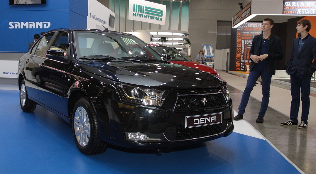first azerbaijani, iranian joint car manufacturing plant ready to