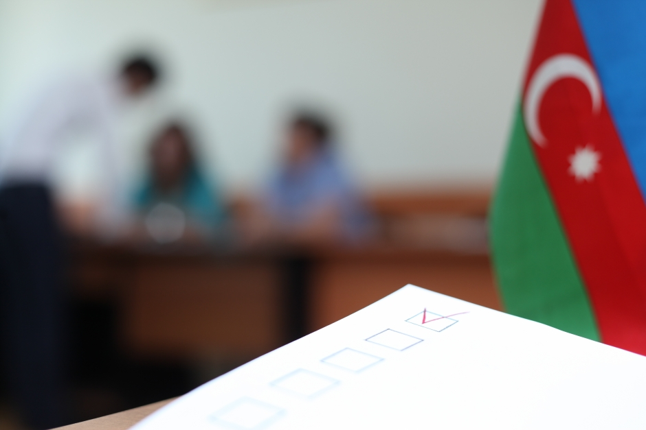Azerbaijan Announces Snap Presidential Elections