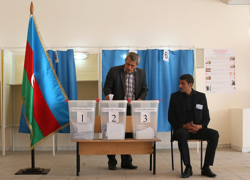 Azerbaijan to vote for new president