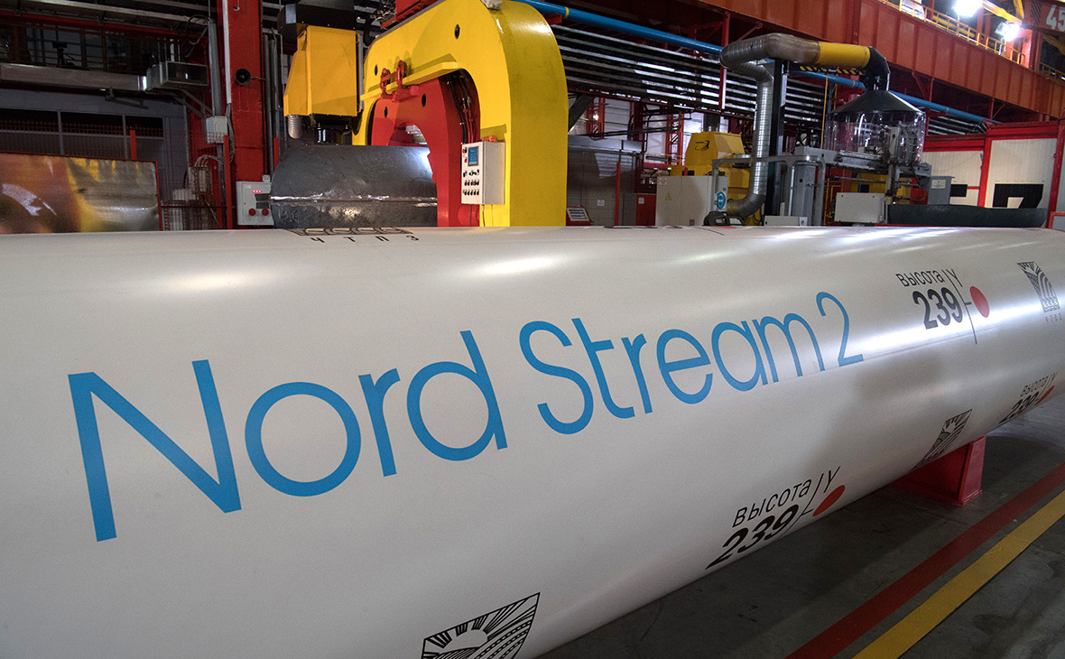Nord Stream 2 to start by end of next year