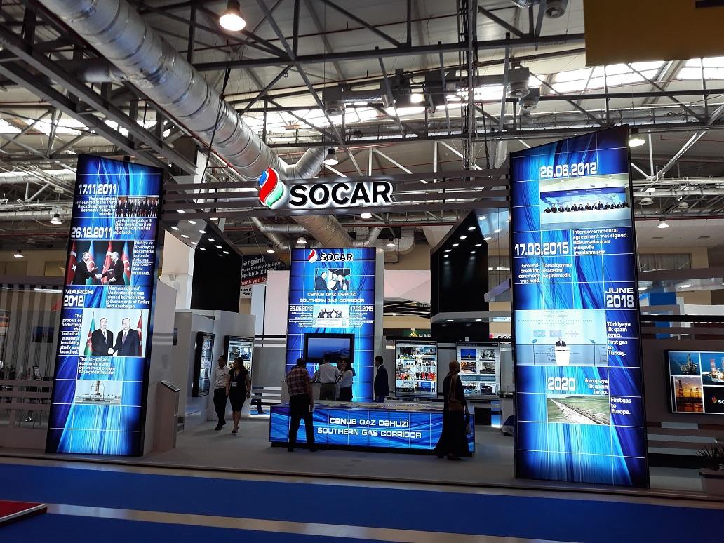 Caspian Oil And Gas Exhibition Draws Global Energy Giants To Baku Caspian News