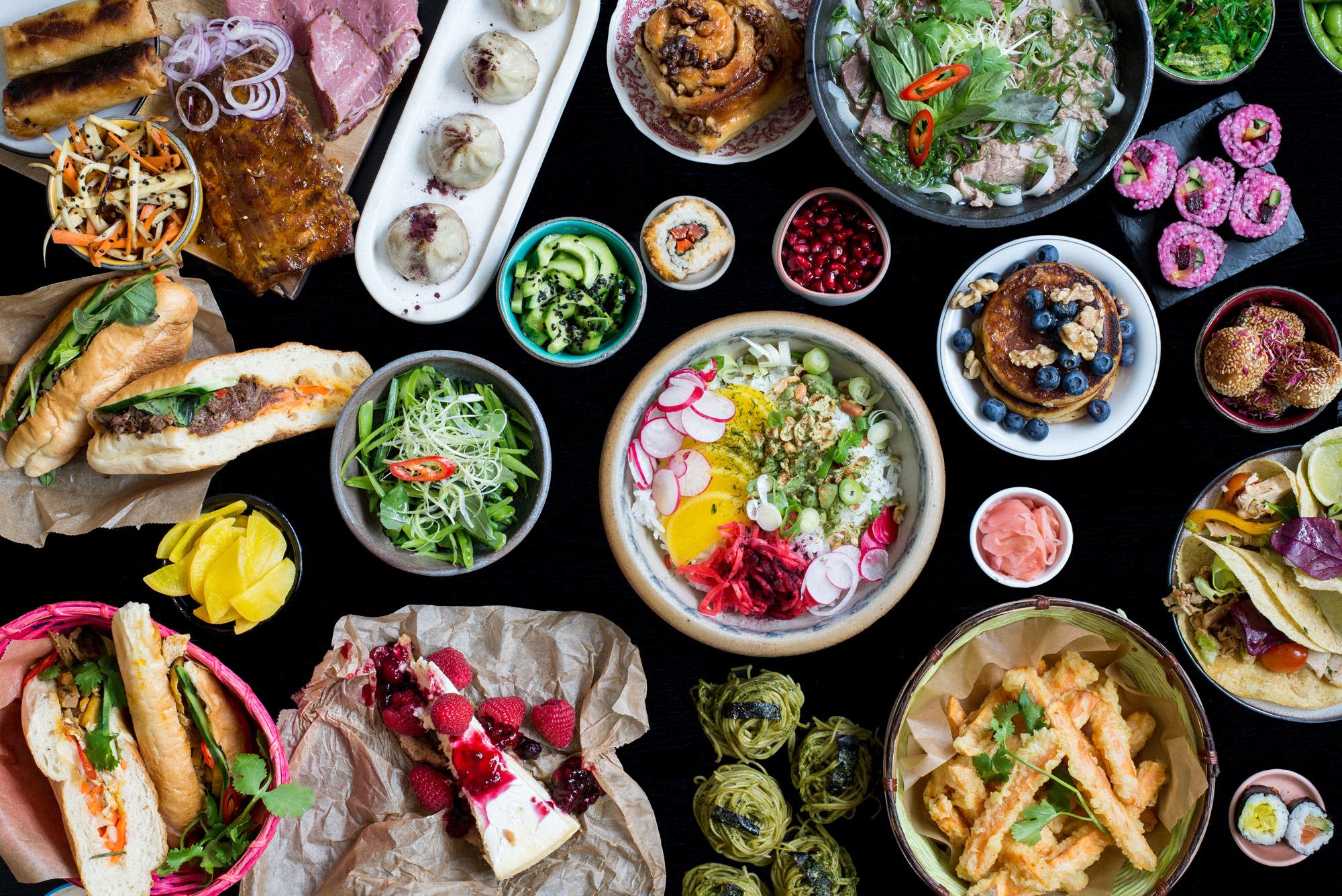 Japanese Food City