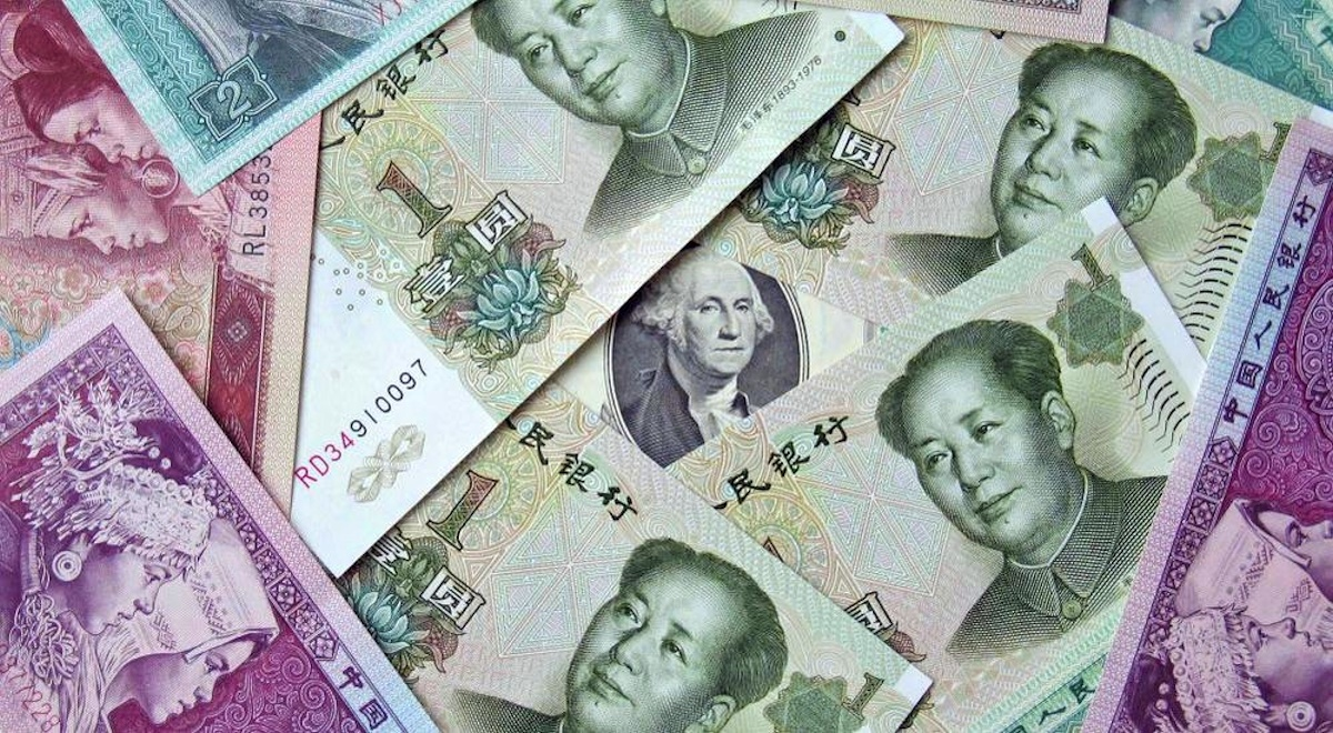 Will Russian Rubles Chinese Yuan Replace U S Dollars Caspian News