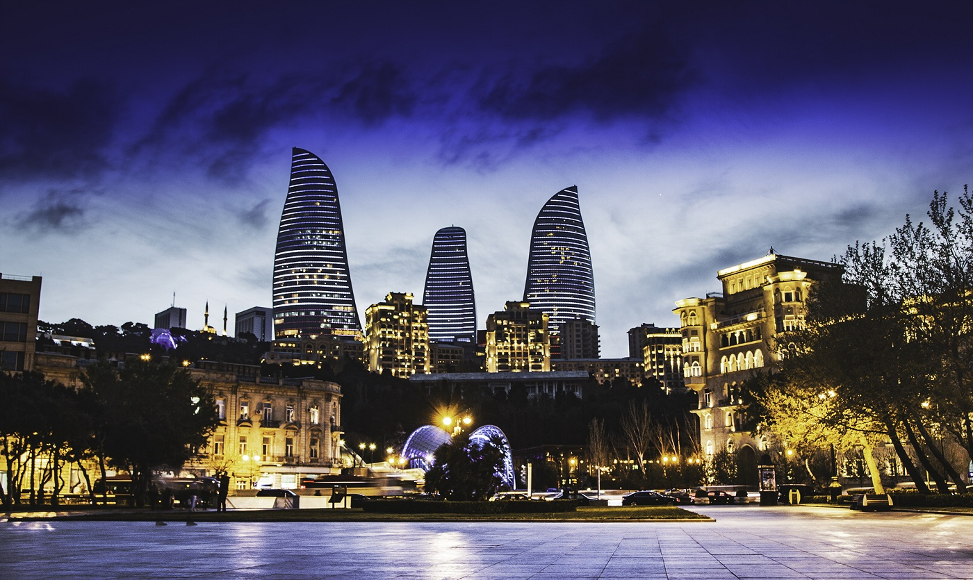 Baku - BBC Weather