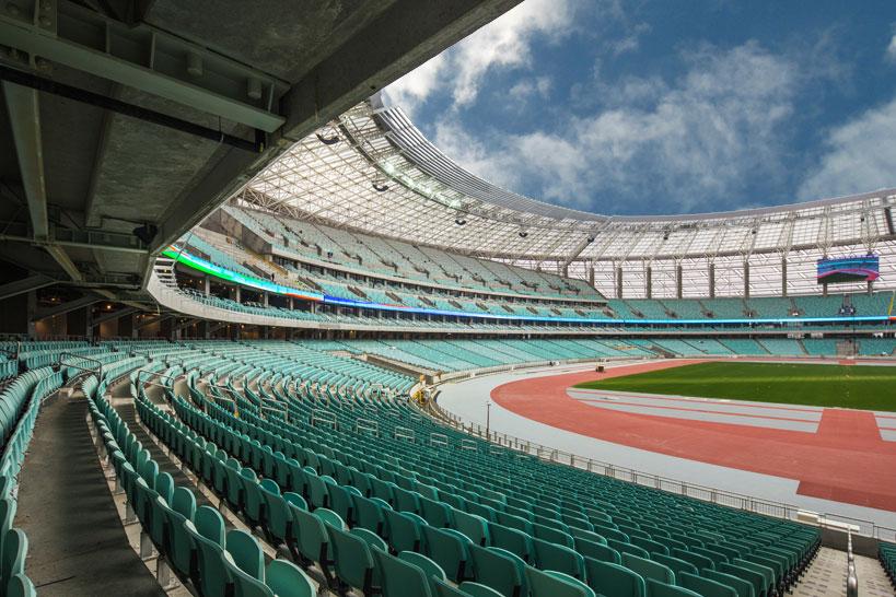 Azerbaijan May Exempt Uefa European Football Teams From Taxation