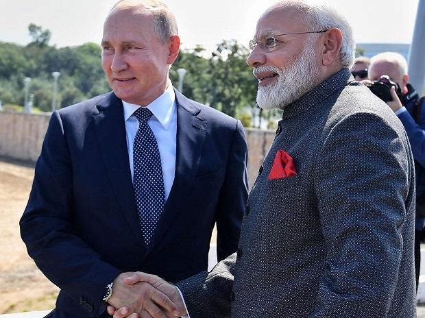 India, Russia against outside influence in internal matters of any nation: Modi