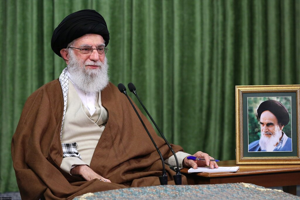 Americans will be expelled from Iraq and Syria - Iran Supreme Leader
