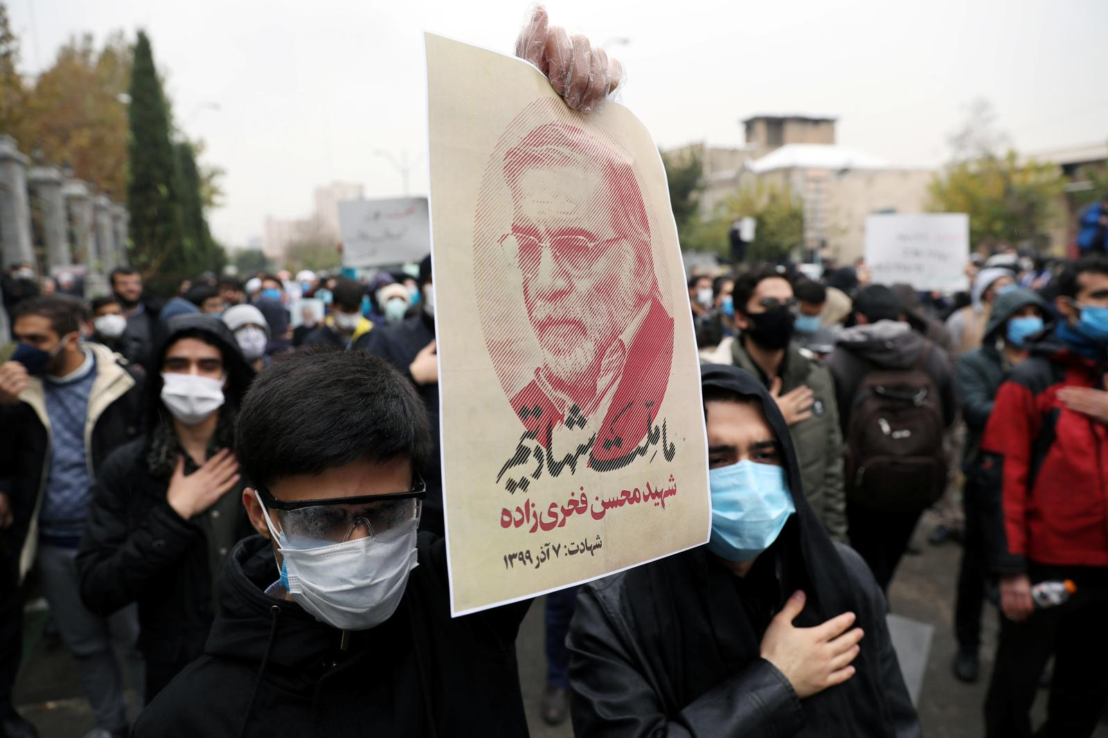 Iran's Top Nuclear Scientist to Be Buried Today