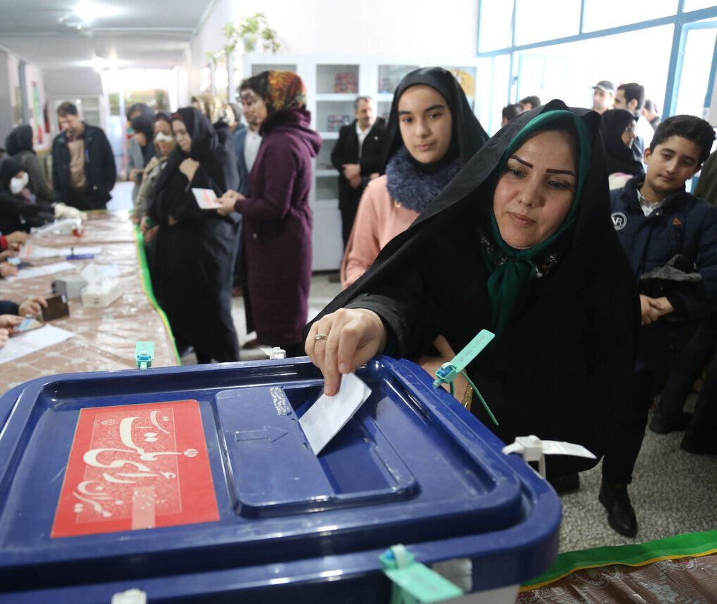 Iran Leader Urges High Turnout in Presidential Election on June 18